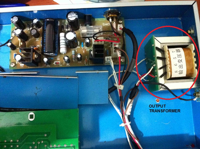Carnhill Output Transformer Wiring - DIY Enthusiasts Wiring Diagrams •
