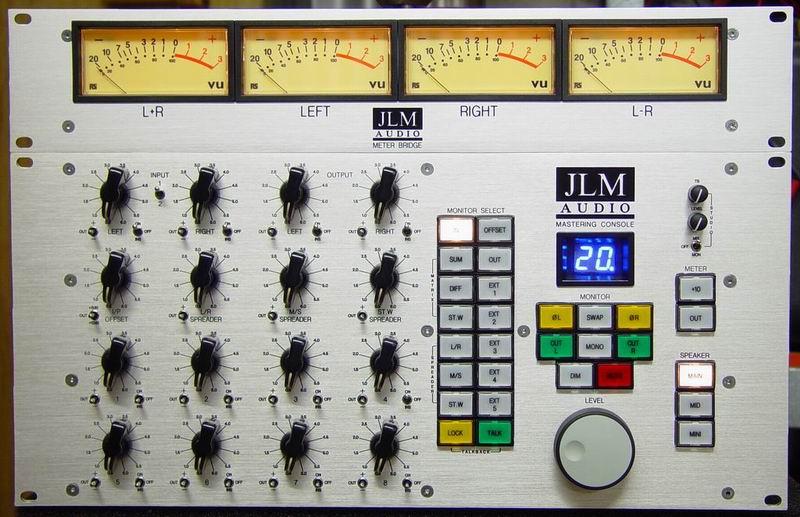 JLM Mastering Console