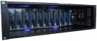 Eleven Way Rack with JLM Modules