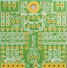 VU Buffer and Peak LED PCB