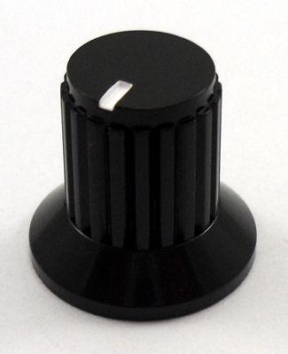 Knob Black 15mm