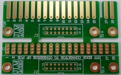 500 51X Extender PCB