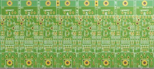 8PAKAMP PCB