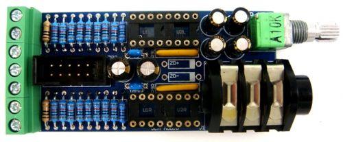 AMP HEAD phone Kit