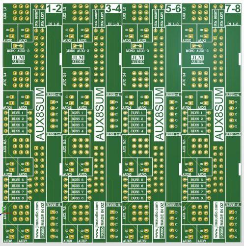 AUX8 PCB
