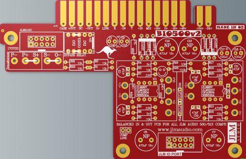 BIO500v2 PCB