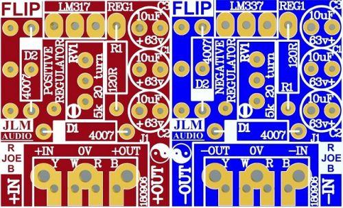 FLIP 10PAK PCB