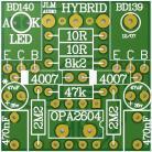 Hybrid Opamp PCB