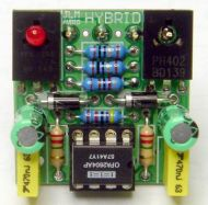 Hybrid Opamp Built