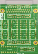8 Channel relay PCB