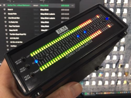VUPPM Stereo Meter Compact