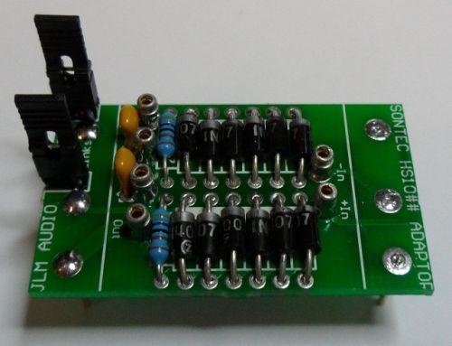 Sontec HS10** Opamp Adaptor