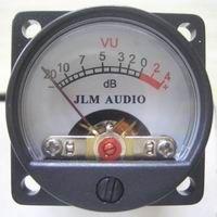 JLM 34mm VU Meter