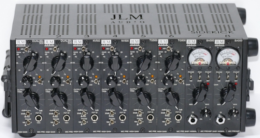 JLM Audio Shop