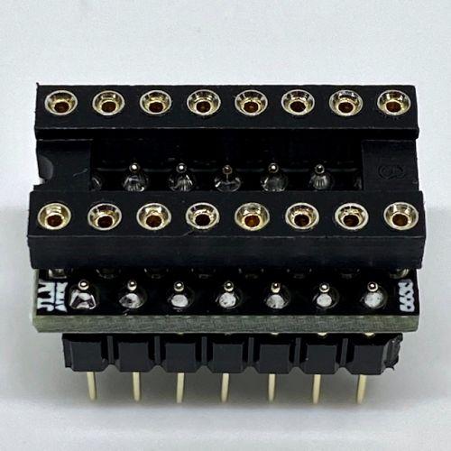 NE5533 to 2xNE5534A Adaptor
