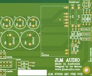 NV500 Green PCB Recap kit
