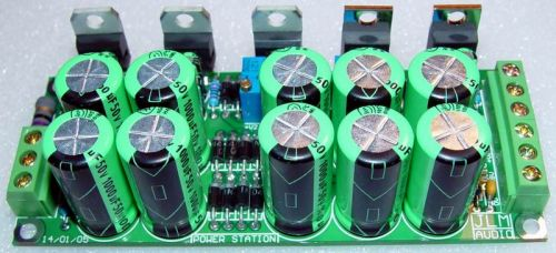 Powerstation 5 Rail Power Supply Kit