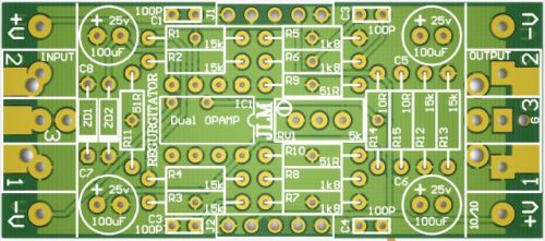 Regurgitator PCB
