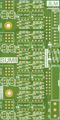 SUM8 PCB