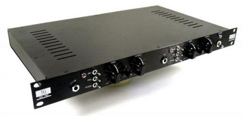 TG 2 Channel Mic Pre Rack