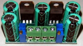 TREX2 2 Rail Power Supply Kit