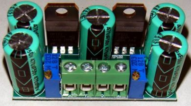 TREX2 2 Rail Power Supply Kit