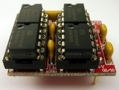 V8 Opamp Kit