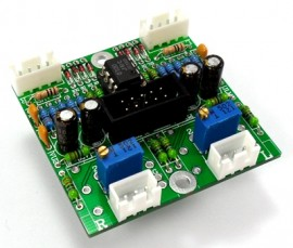 VU2 Stereo VU Buffer Kit