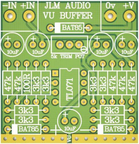 VU Buffer PCB