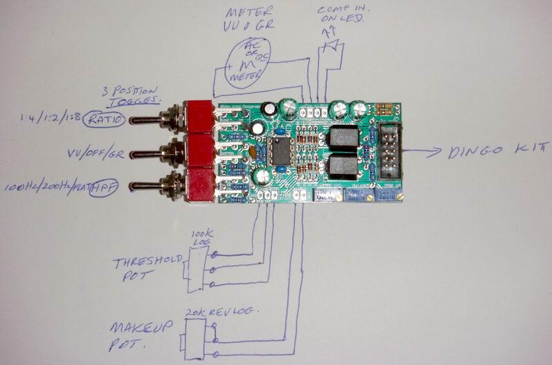MAC Opto Compressor Kit
